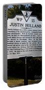 Va-wp13 Justin Holland Portable Battery Charger