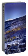 Vail Sunrise Portable Battery Charger