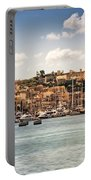 Port Of Valleta Portable Battery Charger
