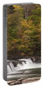 Valley Falls Scene 1 Portable Battery Charger