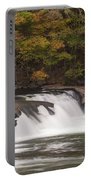 Valley Falls Scene 2 Portable Battery Charger