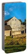 Valley Forge Barn Portable Battery Charger