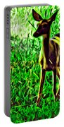 Valley Forge Deer Portable Battery Charger