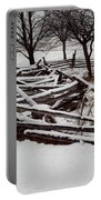 Valley Forge Snow Portable Battery Charger
