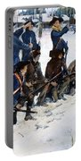 Valley Forge: Steuben, 1778 Portable Battery Charger