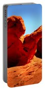 Valley Of Fire Nevada Desert Portable Battery Charger