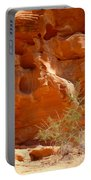 Valley Of Fire Rock Formation Portable Battery Charger