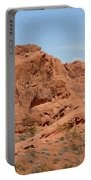 Valley Of Fire Rock Formations Portable Battery Charger