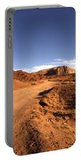 Valley Of Monuments  Portable Battery Charger