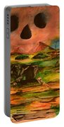 Valley Of The Skulls Portable Battery Charger
