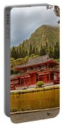 Valley Of The Temples Portable Battery Charger