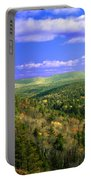 Valley Of Trees Portable Battery Charger