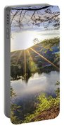 Valley Sunrise Portable Battery Charger