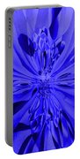 Values In Blue Portable Battery Charger