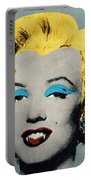 Vampire Marilyn Portable Battery Charger