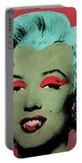 Vampire Marilyn Variant 1 Portable Battery Charger