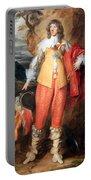 Van Dyck's Henri II De Lorraine Portable Battery Charger