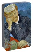 Van Gogh Dr Gachet Portable Battery Charger