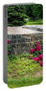 Van Hoosen Jones Stoney Creek Entrance Stone Portable Battery Charger