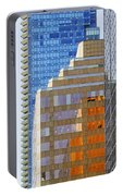 Vancouver Reflections No 1 Portable Battery Charger