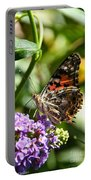 Vanessa Cardui Portable Battery Charger