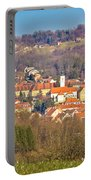 Varazdinske Toplice - Thermal Springs Town Portable Battery Charger