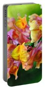 Variegated Snapdragon 2 Portable Battery Charger