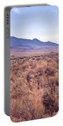 Vast Desolate And Silent - Lyon Nevada Portable Battery Charger