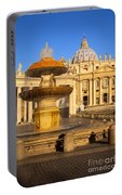 Vatican Morning Portable Battery Charger