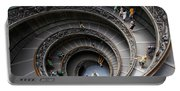 Vatican Spiral Staircase Portable Battery Charger