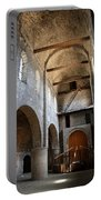 Vaulted Roof St Philibert - Tournus Portable Battery Charger