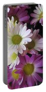 Vegas Butterfly Garden Flowers Colorful Romantic Interior Decorations Portable Battery Charger