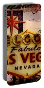 Vegas Destructed Portable Battery Charger