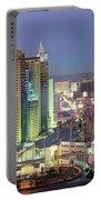 Vegas Skyline Portable Battery Charger
