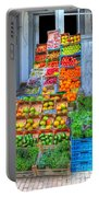 Vegetable And Fruit Stand Portable Battery Charger