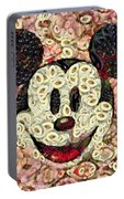 Veggie Mickey Mouse Portable Battery Charger