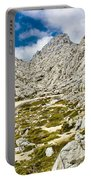 Velebit Mountain Road Serpentine Near Tulove Grede Portable Battery Charger