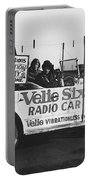 Velie Six Radio Car Portable Battery Charger