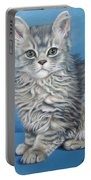 Velvet Kitten Portable Battery Charger