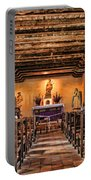 Veneration - Mission Espada Portable Battery Charger