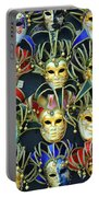 Venetian Opera Masks Portable Battery Charger