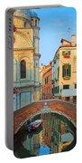Venetian Paradise Portable Battery Charger