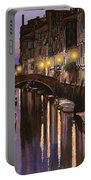 Venezia Al Crepuscolo Portable Battery Charger