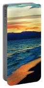 Venice Beach Sunset Portable Battery Charger