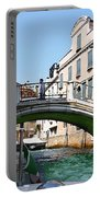 Venice Bridge Portable Battery Charger