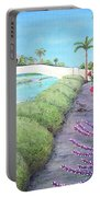 Venice California Canals Portable Battery Charger