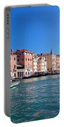Venice Grand Canal View Italy Portable Battery Charger