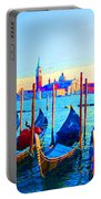 Venice Hues Portable Battery Charger