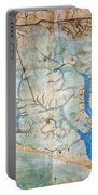 Venice: Map, 1546 Portable Battery Charger