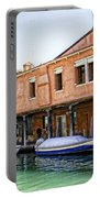 Venice Reflections - Italy Portable Battery Charger